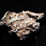 Copper<br />Centennial Mine, Centennial, Houghton County, Michigan, USA<br />215 mm x 160 mm x 60 mm<br /> (Author: Robert Seitz)