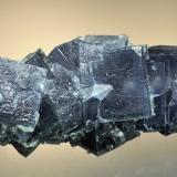 Fluorite<br />Cookes Peak District, Luna County, New Mexico, USA<br />9.1 x 4.3 cm<br /> (Author: Philip Simmons)