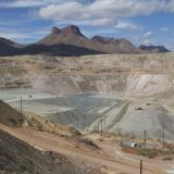 _The next four images are a panorama of the main pit from NE to SW. The mine is vast. (Author: vic rzonca)