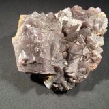 Fluorite<br />Koh-i-Maran, Kalat District, Balochistan (Baluchistan), Pakistan<br />135 mm x 115 mm x 55 mm<br /> (Author: Robert Seitz)