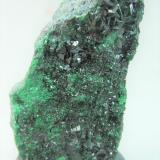 AntleriteMina Shattuck, Bisbee, Distrito Warren, Montes Mule, Condado Cochise, Arizona, USA6.0cm x 3.5cm (Author: rweaver)