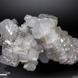 Calcite<br />Moscona Mine, El Llano, Solís, Corvera de Asturias, Comarca Avilés, Asturias, Principality of Asturias, Spain<br />116 x 81 mm<br /> (Author: Manuel Mesa)