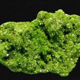 Pyromorphite<br />Münstertal, Black Forest, Breisgau-Hochschwarzwald, Freiburg, Baden-Württemberg, Germany<br />Specimen size: 5.6 × 3.9 × 2.3 cm / Main crystal size: 0.2 × 0.1 cm<br /> (Author: Jordi Fabre)