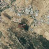 Ortofoto PNOA máxima actualidad del IGN, sobre la cual figura situada la cantera abandonada de cuarcita (según IGME). © Instituto Geográfico Nacional (Autor: Inma)