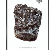 BournoniteMina Herodsfoot, Lanreath, Liskeard, Cornwall, Inglaterra, Reino Unido55 x 75 x 55 mm (Author: James)