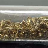 Silver<br />Wheal Maid, Gwennap, Camborne - Redruth - Saint Day District, Cornwall, England / United Kingdom<br />2 or 3 grams<br /> (Author: markbeckett)