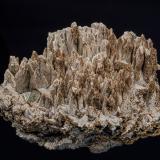 Calcite, Pyrite<br />Ezhou Prefecture, Hubei Province, China<br />9.9 x 7.6 cm<br /> (Author: am mizunaka)