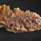 Quartz (variety chalcedony)<br />Penlee Quarry, Mousehole, Penzance Civil Parish, Cornwall, England / United Kingdom<br /><br /> (Author: markbeckett)