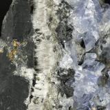 Dolomite, Calcite, Pyrite<br />Muzo mining district, Western Emerald Belt, Boyacá Department, Colombia<br />123x82x39mm<br /> (Author: Fiebre Verde)