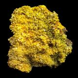 Pyromorphite<br />Bunker Hill Mine, Bunker Hill properties, Kellogg, Coeur d'Alene District, Shoshone County, Idaho, USA<br />5.5 cm<br /> (Author: Nunzio)