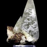 Calcite<br />Viburnum No. 29 Mine, Courtois, Viburnum Trend District, Washington County, Missouri, USA<br />8x5.6x3.8cm<br /> (Author: Turbo)