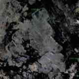 Barita.<br />Mina Les Ferreres, Rocabruna, Camprodon, Comarca Ripollès, Girona / Gerona, Catalunya, España<br />2´557 x 2´143´mm.<br /> (Autor: Jesus Franquesa Baucells)