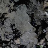 Barita.<br />Mina Les Ferreres, Rocabruna, Camprodon, Comarca Ripollès, Girona/Gerona, Catalunya, España<br />2´557 x 2´143 mm.<br /> (Autor: Jesus Franquesa Baucells)