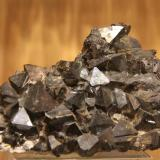 Magnetite<br />Cerro Huañaquino, Paco Grande, Tomás Frías Province, Potosí Department, Bolivia<br />12cm x 7cm x 6cm<br /> (Author: franjungle)