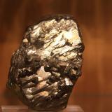 Pyrite<br />Ampliación a Victoria Mine, Navajún, Comarca Cervera, La Rioja, Spain<br />50mm x 72mm x 38mm<br /> (Author: franjungle)