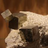 Pyrite<br />Ampliación a Victoria Mine, Navajún, Comarca Cervera, La Rioja, Spain<br />132mm x 64mm x 77mm<br /> (Author: franjungle)