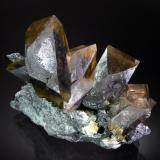 Baryte<br />Northumberland Mine, Toquima Range, Northumberland District, Nye County, Nevada, USA<br />3.0 x 7.0 x 8.0 cm.<br /> (Author: crosstimber)
