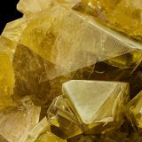 Baryte<br />Rio Bacchera Quarry, Nuxis, Carbonia-Iglesias Province, Sardinia/Sardegna, Italy<br />9,6 x 7,6 x 3,1 cm<br /> (Author: Niels Brouwer)