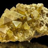 Baryte<br />Rio Bacchera Quarry, Nuxis, Carbonia-Iglesias Province, Sardinia/Sardegna, Italy<br />13,5 x 7,5 x 5,0 cm<br /> (Author: Niels Brouwer)