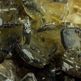 Baryte<br />Haití Mine, Cabezo de San Ginés, San Ginés de la Jara, Cartagena, Comarca Campo de Cartagena, Murcia, Region of Murcia, Spain<br />8,8 x 7,8 x 3,6 cm<br /> (Author: Niels Brouwer)