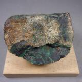 Stromeyerita<br />Broken Hill, Condado Yancowinna, Nueva Gales del Sur, Australia<br />6,7 x 5 x 4,5 cm.<br /> (Autor: J. G. Alcolea)