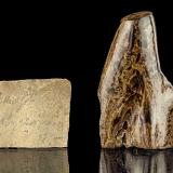 Baryte<br />Arbor Low, Middleton-by-Youlgreave, Middleton and Smerrill, Derbyshire, England, United Kingdom<br />8,8 x 6,9 x 3,4 cm<br /> (Author: Niels Brouwer)