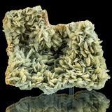 Baryte<br />Baia Sprie Mine, Baia Sprie, Maramures, Romania<br />11 x 7 x 4,5 cm<br /> (Author: Niels Brouwer)