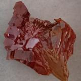 Vanadinite<br />ACF Mine area, Mibladen mining district, Mibladen, Midelt, Midelt Province, Drâa-Tafilalet Region, Morocco<br />5x4 cm. aprox.<br /> (Author: Enrique Llorens)