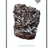 Bournonite<br />Herodsfoot Mine, Lanreath, Liskeard, Cornwall, England, United Kingdom<br /><br /> (Author: James)