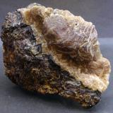 Fluorite<br />Old Tor Mine, Castleton, High Peak District, Derbyshire, England, United Kingdom<br />11 x 8 x 6 cm<br /> (Author: James)