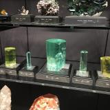 A couple of Beryl crystals from Brazil (Author: Fiebre Verde)