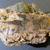 Baryte<br />Uchquduq, Karakum Desert, Uzbekistan, Republic of<br />45 x 20 x 17 mm;  44 grams<br /> (Author: kakov)
