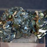 Hematites<br />Rio Marina, Isla de Elba, Provincia Livorno, Toscana, Italia<br />9.5 x 6. cm<br /> (Autor: Pedro Antonio)
