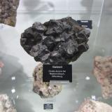 Galena<br />Aurora Mine, Niederroßbach, Haiger, Lahn-Dill-Kreis, Gießen, Hesse/Hessen, Germany<br />Specimen size 9 cm<br /> (Author: Tobi)