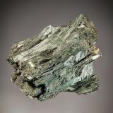 Actinolite<br />Carlton Quarry, Chester, Windsor County, Vermont, USA<br />6.0 x 7.5 cm<br /> (Author: crosstimber)
