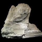 TremoliteCantera Pfizer Company Marble, Canaan, North Canaan, Condado Litchfield, Connecticut, USA12.9 x 16.5 cm (Author: crosstimber)