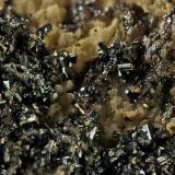 Argentopirita<br />Alberoda, Distrito Schlema-Hartenstein, Erzgebirgskreis, Sajonia/Sachsen, Alemania<br />8 x 5 x 3,3 cm.<br /> (Autor: J. G. Alcolea)