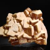 Barite<br />Indian Head Rock, Basin, Condado Jefferson, Jefferson County, Montana, USA<br />6.9 x 8.7 cm<br /> (Author: crosstimber)