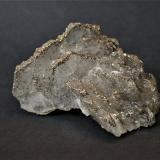 Barite and Marcasite<br />Bou Nahas Mine, Oumjrane mining area, Alnif Commune, Tinghir Province, Drâa-Tafilalet Region, Morocco<br />100mm x 60mm x 50mm<br /> (Author: Philippe Durand)