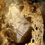 Anatase<br />Hansen Creek Crystal area, Hansen Creek, King County, Washington, USA<br />FOV = 1.5 mm<br /> (Author: Doug)