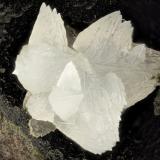 Calcite<br />Beaver Valley Quarry, Shine, Jefferson County, Washington, USA<br />FOV = 7.0 mm<br /> (Author: Doug)