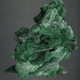 Malachite<br />Kamiaba, Katanga (Shaba), Congo DR (Zaire)<br />4.5 X 6 cm<br /> (Author: Richard Arseneau)