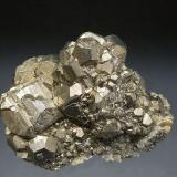 Pyrite, Quartz<br />Nanisivik Mine, Nanisivik, Baffin Island, Nunavut Territory, Canada<br />6.5 X 4.5 cm<br /> (Author: Richard Arseneau)
