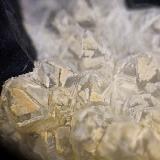 Quartz, Fluorite<br />Yiwu, Jinhua Prefecture, Zhejiang Province, China<br />FOV 1 cm<br /> (Author: Richard Arseneau)