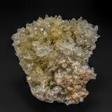 Baryte<br />San Diego Mine, vein volcán, Santa Bárbara, Municipio Santa Bárbara, Chihuahua, Mexico<br />8.6 x 8.8 cm<br /> (Author: am mizunaka)