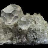 Calcite<br />Mina La Cuerre, Zona minera de La Florida, Rionansa-Herrerías, Cantabria, Spain<br />55 x 40 x 37 mm<br /> (Author: Rob Schnerr)