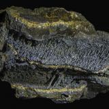 Goethite<br />Huth Mine (Sieg), Hamm, Altenkirchen, Rhineland-Palatinate/Rheinland-Pfalz, Germany<br />92 x 62 x 50 mm<br /> (Author: Rob Schnerr)
