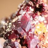 Cuprite<br />Tsumeb Mine, Tsumeb, Otjikoto Region, Namibia<br />26mm x 16mm x 24mm<br /> (Author: Firmo Espinar)