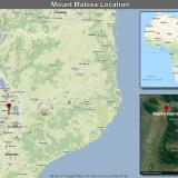 _And where is Mount Malosa? Over there, in the Zomba Plateau...<br /><br /><br /> (Author: Carles Millan)
