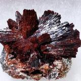 Erythrite<br />Bou Azzer (Bou Azzer District), Drâa-Tafilalet Region, Morocco<br />4x4 cm. approx<br /> (Author: Enrique Llorens)
